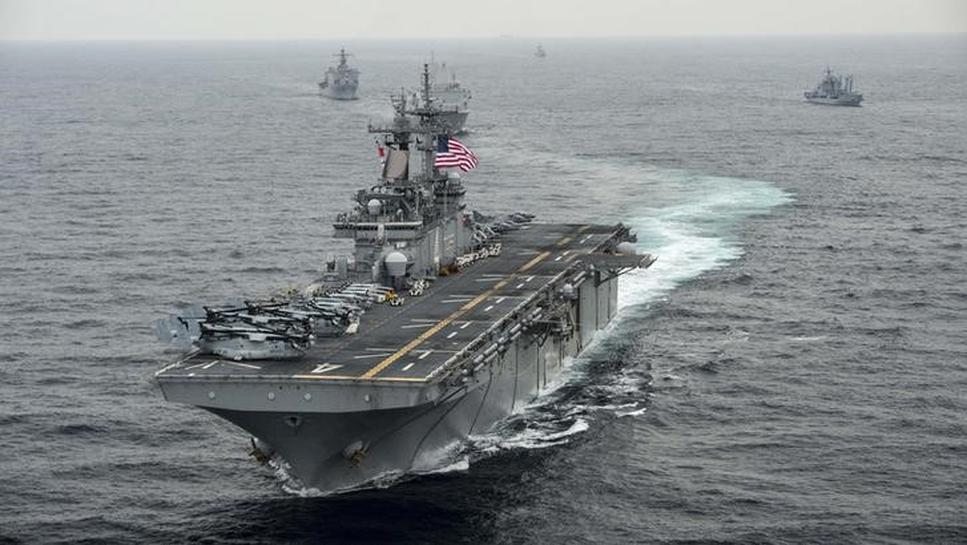 US says its forces will keep operating in South China Sea