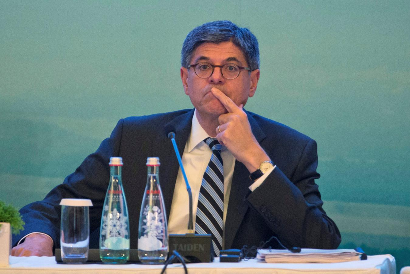 Commitment to refrain from competitive FX devaluations has sustained confidence: Treasury's Lew