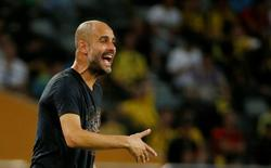 Manchester City manager Pep Guardiola. Borussia Dortmund v Manchester City - International Champions Cup - Longgang Stadium, Shenzhen, China - 16/17 - 28/7/16. Action Images via Reuters / Bobby Yip