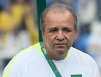 Técnico Vadão, da seleção feminina de futebol do Brasil, durante partida contra a China pela Olimpíada do Rio 03/08/2016 REUTERS/Gonzalo Fuentes