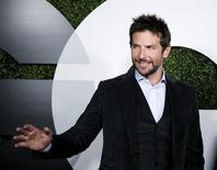 Ator Bradley Cooper posa durante festa de Homem do Ano da GQ em Hollywood, nos EUA 03/12/2015  REUTERS/Kevork Djansezian