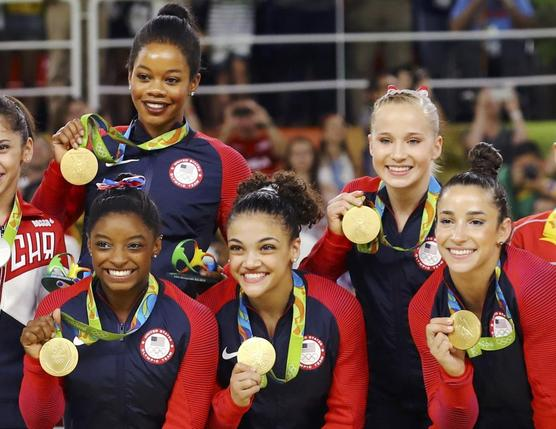 U.S. blow away opposition to win gold