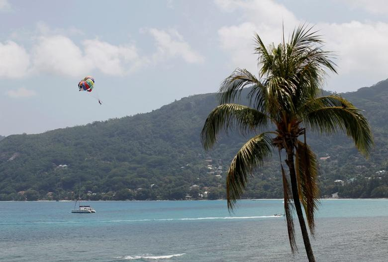 A general view of Seychelles beach February 29, 2012. To match Exclusive BRITAIN-SHELLCOMPANIES/   REUTERS/Ahmed Jadallah/File Photo