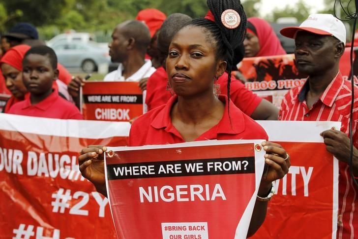 Boko Haram video claims to show missing Nigerian school girls