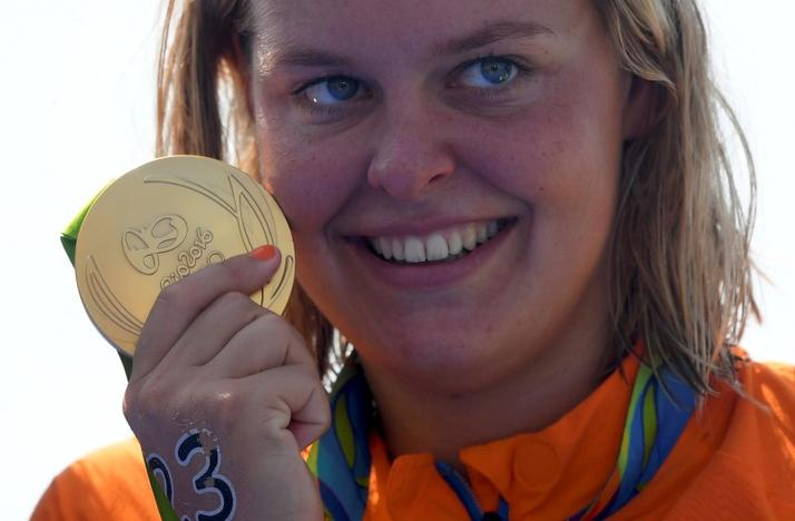 Rouwendaal wins 10km gold, Muller disqualified