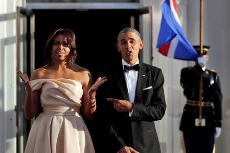 """""""ساوث سايد ويز يو"""" .. فيلم يجسد أول مواعدة بين أوباما وزوجته"""