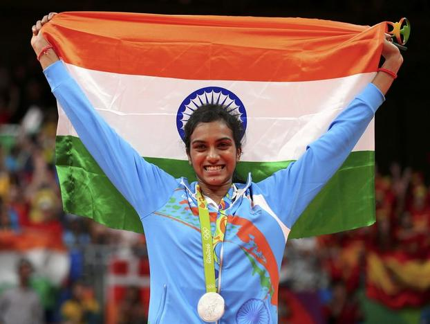 Silver medal success turns Sindhu into hot property