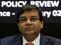 Reserve Bank of India (RBI) Deputy Governor Urjit Patel attends a news conference after the bi-monthly monetary policy review in Mumbai, India, February 2, 2016. REUTERS/Danish Siddiqui/File Photo