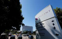 The headquarters of Valeant Pharmaceuticals International Inc is seen in Laval, Quebec June 14, 2016.   REUTERS/Christinne Muschi