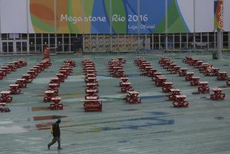 Game over in Rio