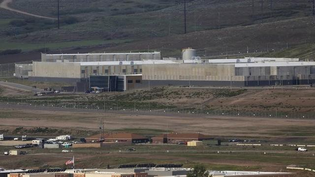 A National Security Agency data gathering facility in Bluffdale, Utah May 18, 2015. REUTERS/Jim Urquhart