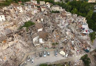 Aftermath in Italy