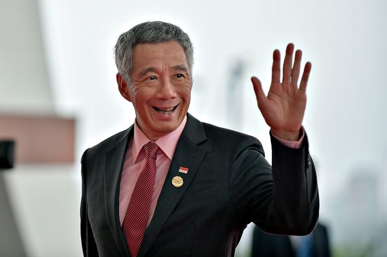 Singapore's Prime Minister Lee Hsien Loong arrives at the Hangzhou Exhibition Center to participate to G20 Summit, in Hangzhou, Zhejiang province, China, September 4, 2016. REUTERS/Etienne Oliveau/Pool