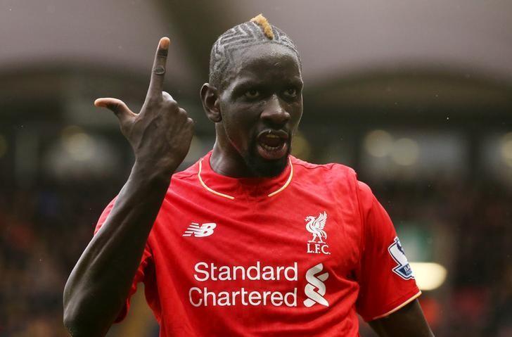 20/12/15Liverpool's Mamadou Sakho. REUTERS/Cathal McNaughton/File Photo