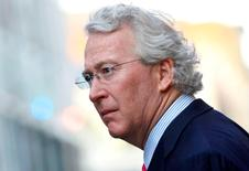 Chief Executive Officer, Chairman, and Co-founder of Chesapeake Energy Corporation Aubrey McClendon walks through the French Quarter in New Orleans, Louisiana March 26, 2012.  REUTERS/Sean Gardner/Files
