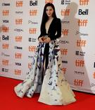 Actress Fan Bingbing attends the premiere of the film I Am Not Madame Bovary at TIFF the Toronto International Film Festival in Toronto, September 8, 2016.    REUTERS/Fred Thornhill/File Photo