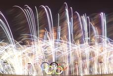 2016 Rio Olympics - Closing ceremony - Maracana - Rio de Janeiro, Brazil - 21/08/2016. REUTERS/Ricardo Moraes