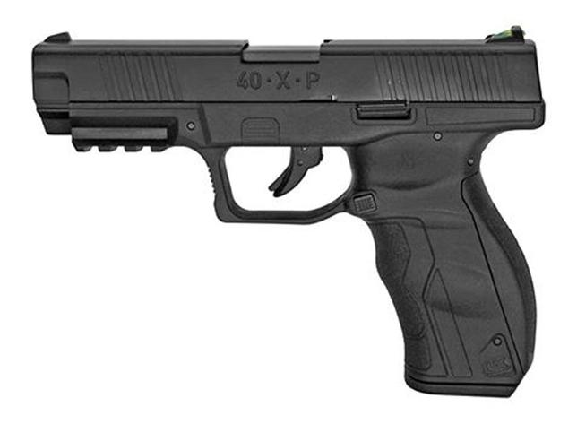 A replica of the BB gun.  Columbus Police/Handout via REUTERS