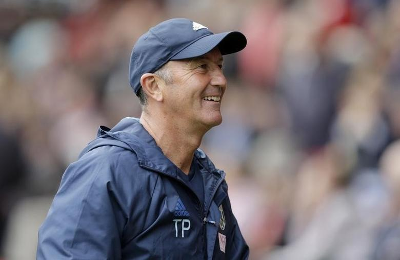 Britain Soccer Football - AFC Bournemouth v West Bromwich Albion - Premier League - Vitality Stadium - 10/9/16West Bromwich Albion manager Tony PulisAction Images via Reuters / Henry BrowneLivepic