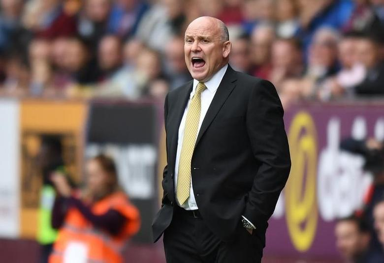Britain Soccer Football - Burnley v Hull City - Premier League - Turf Moor - 10/9/16Hull City caretaker manager Mike Phelan Reuters / Anthony DevlinLivepic