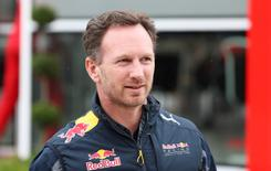 Britain Formula One - F1 - British Grand Prix 2016 - Silverstone, England - 10/7/16 Red Bull Team Principal Christian Horner before the race REUTERS/Matthew Childs Livepic