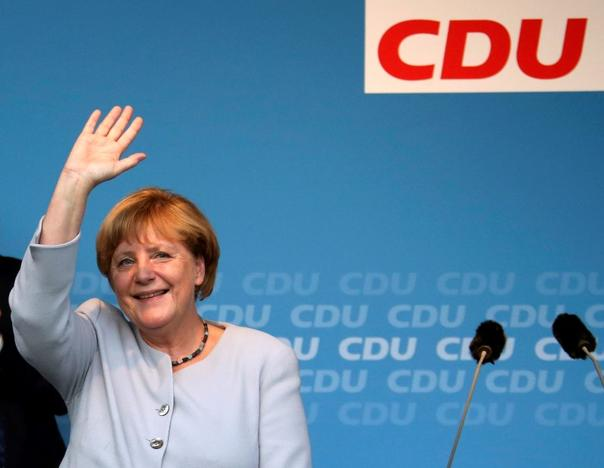 Germany's Merkel stung over immigration in second regional election