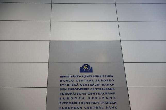 9月21日、欧州中央銀行(ECB)銀行監督委員会のダニエル・ヌイ委員長は、銀行資本規制(バーゼルIII)の改定について、資本要件の大幅な引き上げは想定していないと述べた。写真はフランクフルトで1月撮影(2016年 ロイター/Kai Pfaffenbach)