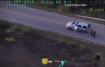 Oklahoma police shooting of Terence Crutcher
