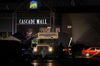 Deadly shooting at Washington mall