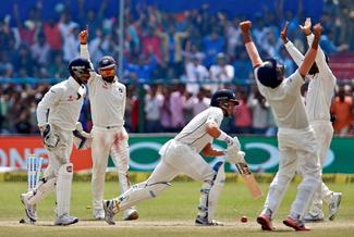 India beat New Zealand in Kanpur test