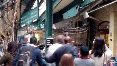 Deadly Hoboken train crash