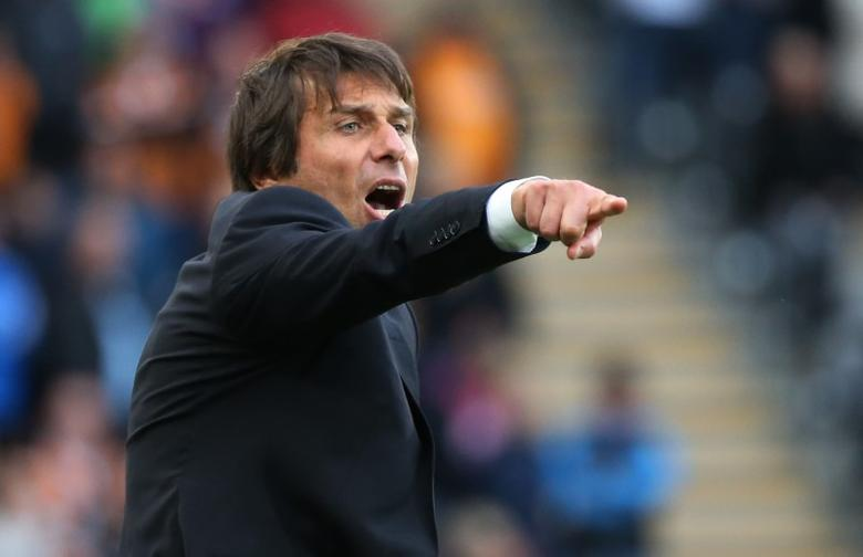 Britain Soccer Football - Hull City v Chelsea - Premier League - The Kingston Communications Stadium - 1/10/16Chelsea manager Antonio Conte Reuters / Scott HeppellLivepic