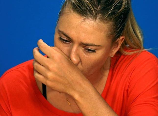 10月3日、スポーツ仲裁裁判所は、ドーピング違反による2年間の資格停止処分に対して不服申し立てを行った女子テニスの元世界ランク1位、マリア・シャラポワ(写真)について、4日に裁定を下すと発表した。メルボルンで1月撮影(2016年 ロイター/John French)