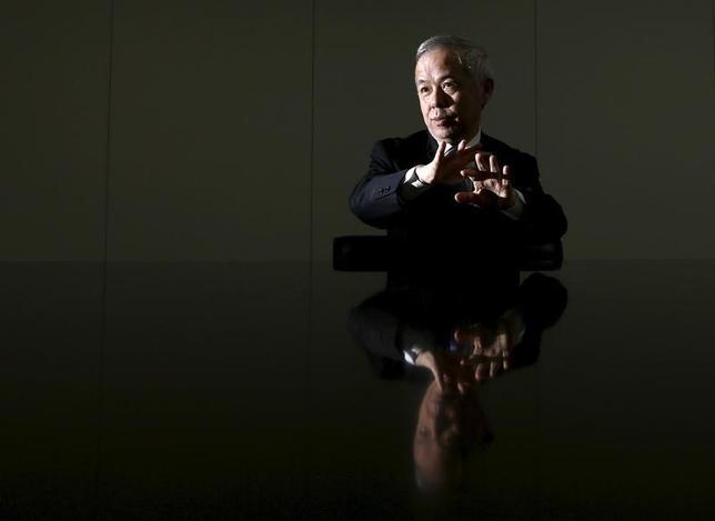 10月5日、東京電力の広瀬社長は5日、経済産業省で開いた東電福島第1原発の事故処理費用に関する「東京電力改革・1F問題委員会」の初会合にオブザーバーとして出席した。都内で2月撮影(2016年 ロイター/Toru Hanai)
