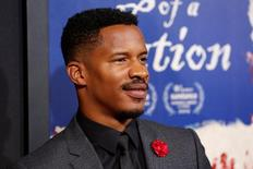 """Actor Nate Parker attends the premiere of """"The Birth of a Nation"""" in Hollywood, California September 21, 2016. REUTERS/Jonathan Alcorn/File Photo"""