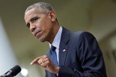 Presidente dos EUA, Barack Obama. 05/10/2016 REUTERS/Yuri Gripas