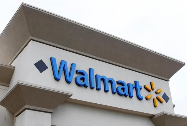 A Walmart store is seen in Encinitas, California April 13, 2016.  REUTERS/Mike Blake/File Photo