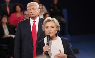Clinton vs. Trump: The 2nd debate