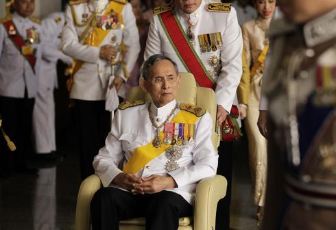 Thailand's King Bhumibol Adulyadej: 1927 - 2016