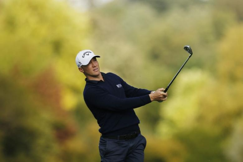 Britain Golf - British Masters - The Grove, Hertfordshire - 16/10/16Sweden's Alex Noren in action during the final roundAction Images via Reuters / Paul ChildsLivepic