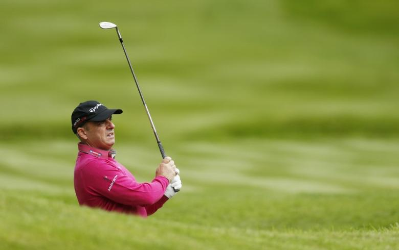 Golf - BMW PGA Championship - Virginia Water, Surrey, England - 20/5/15Ireland's Paul McGinley during the Pro-AmAction Images via Reuters / Andrew Boyers/ Livepic/ Files