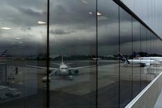 Aeroporto do Galeão  19/5/2016 REUTERS/Pilar Olivares