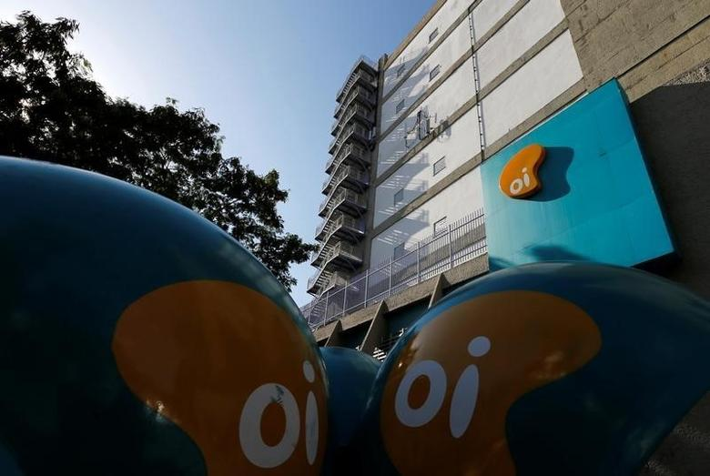 The headquarters of the Brazil's largest fixed-line telecoms group Oi, is pictured in Rio de Janeiro, Brazil, June 22, 2016. REUTERS/Sergio Moraes