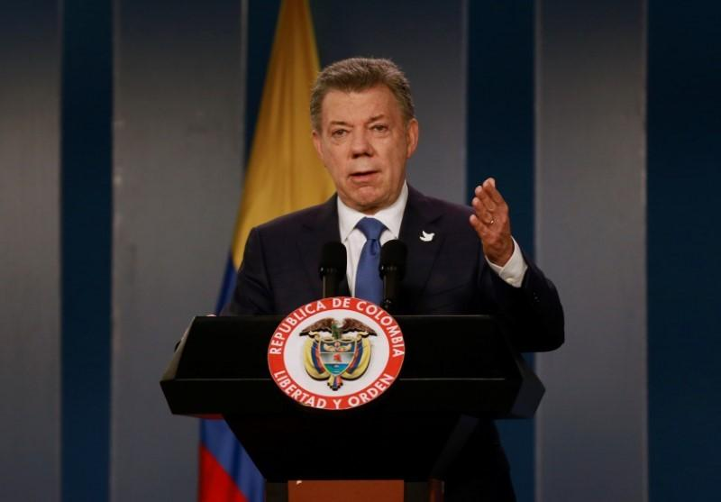 Some opposition changes to Colombia peace deal 'inviable': president