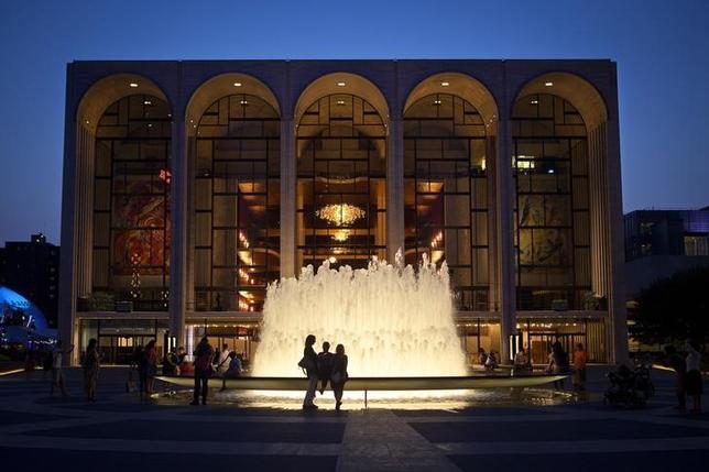 The Metropolitan Opera <a href=