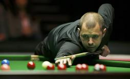 Snooker - Dafabet Masters - Alexandra Palace - 16/1/16Barry Hawkins in action during the semi finalMandatory Credit: Action Images / Peter CziborraLivepic/Via Reuters