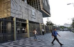 Sede da Petrobras no Rio de Janeiro 21/03/2016 REUTERS/Sergio Moraes