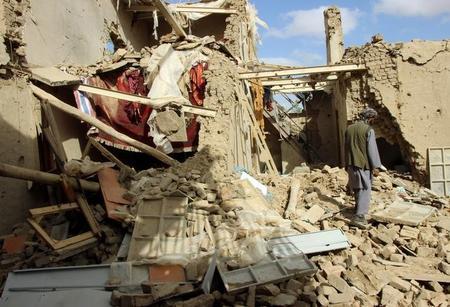 الأمم المتحدة تقول إنها تحقق في غارة قتلت مدنيين بأفغانستان