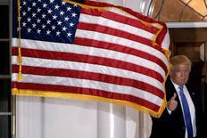 Presidente eleito dos EUA, Donald Trump. REUTERS/Mike Segar