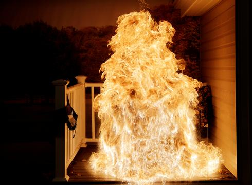 Turkey fireball